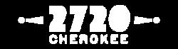 2720 Cherokee Logo - White